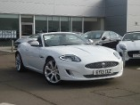 Jaguar XK Artisan 5.0 Automatic 2 door Convertible (2013) image