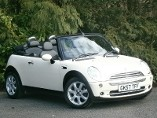 Mini Cooper 1.6 Cooper 2dr with TLC Pk, Chili Pk & Rear Park Convertible (2007) image