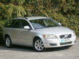 Volvo V50 D3 150hp S 5dr Auto with Winter Pack & Tempa Spare 2.0 Diesel Automatic Estate (2011) image
