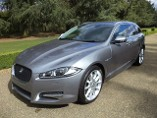 Jaguar XF 2.2d [200] Luxury 5dr Auto Diesel Automatic Estate (2013) image