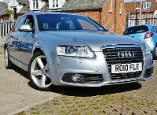Audi A6 2.0 TDI 170 S Line 5dr Multitronic Diesel Automatic 4 door Estate (2010)