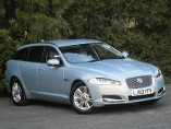 Jaguar XF 2.2d 200hp Luxury Auto with Rear Cam & Winter Pack Diesel Automatic 5 door Estate (2014) image