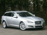Jaguar XF 2.2d Portfolio Auto with Nav, DAB & B/Tooth Diesel Automatic 5 door Estate (2013) image