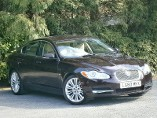 Jaguar XF 3.0d V6 Premium Lux Auto with Rear Cam, DAB & Nav Diesel Automatic 4 door Saloon (2011) image