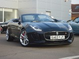 Jaguar F-TYPE V6S 380Bhp High Spec 3.0 Automatic 2 door Convertible (2014) image