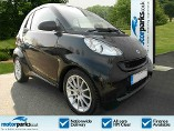 Smart ForTwo Passion mhd 2dr Auto 1.0 Automatic Coupe (2009) image