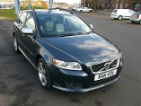 Volvo V50 2.0 R DESIGN 5dr Estate (2011) image