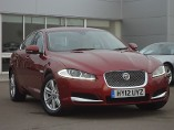 Jaguar XF Luxury  2.2 Diesel Automatic 4 door Saloon (2012) image
