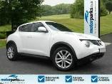 Nissan Juke 1.5 dCi Acenta 5dr [Premium Pack] Diesel Hatchback (2012) image
