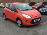 Ford Ka 1.2 Studio 3dr [Start Stop] Hatchback (2011) image