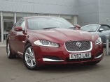 Jaguar XF [163] Luxury  2.2 Diesel Automatic 4 door Saloon (2013) image