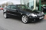 Mercedes-Benz C-Class Sports Coupe C220 CDI SE 3dr Auto 2.1 Diesel Automatic 2 door Coupe (2008) image