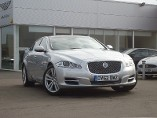 Jaguar XJ Premium Luxury [LWB] [8] Rear Comfort Pack 3.0 Diesel Automatic 4 door Saloon (2013) image