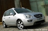 Kia Carens 2.0 CRDI GS 5dr [7 Seat] Diesel Estate (2009) image