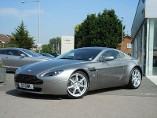 Aston Martin V8 2dr Sportshift 4.3 Automatic 3 door Roadster (2008) image