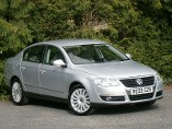 Volkswagen Passat 2.0 Highline TDI CR DPF 4dr DSG with Heated Seats Diesel Automatic Saloon (2010) image