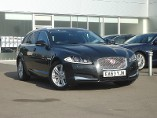 Jaguar XF Sportbrake Luxury  2.2 Diesel Automatic 5 door Estate (2014) image
