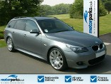 BMW 5 Series 520d SE 5dr [177] 2.0 Diesel Estate (2008)