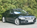 Jaguar XJ 3.0d V6 Premium Luxury Auto with Rear Park Camera Diesel Automatic 4 door Saloon (2010) image