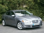 Jaguar XF 3.0d V6 Luxury Auto with Parking Aid Pack Diesel Automatic 4 door Saloon (2010) image
