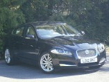 Jaguar XF 2.2d Luxury Auto with Rear Cam, DAB & Vela Alloys Diesel Automatic 4 door Saloon (2012) image