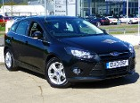 Ford Focus 1.6 125 Zetec 5dr Powershift Automatic Hatchback (2013) image