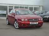 Jaguar X-Type SE 2009  2.2 Diesel Automatic 4 door Saloon (2010) image