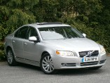 Volvo S80 DRIVe 115hp SE Start Stop with Roff, Nav & BLIS 1.6 Diesel 4 door Saloon (2012)