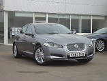 Jaguar XF [200] Luxury Low miles 2.2 Diesel Automatic 4 door Saloon (2014) image