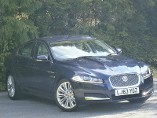 Jaguar XF 2.2d 200hp Portfolio 4dr Auto with Rear Cam & Nav Diesel Automatic Saloon (2014) image