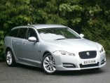 Jaguar XF Sportbrake 2.2d Sport 5dr Auto with Nav, Privacy & DAB Diesel Automatic Estate (2013) image
