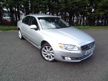 Volvo S80 D4 EXECUTIVE 2.0 Diesel Automatic 4 door Saloon (2014) image