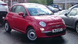 Fiat 500 1.2 Lounge 3dr [Start Stop] Hatchback (2012) image
