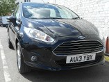 Ford Fiesta 1.6 Zetec 5dr Powershift Automatic Hatchback (2013) image