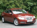 Jaguar XF 3.0 V6 Luxury Auto with Nav, B/Tooth & Rear Park Automatic 4 door Saloon (2011) image