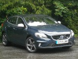 Volvo V40 D3 R Design Lux with Roof, Rear Cam & Park Pilot 2.0 Diesel 5 door Hatchback (2014) image