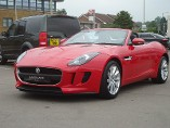 Jaguar F-TYPE Supercharged High Spec 3.0 Automatic 2 door Convertible (2014) image