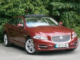 Jaguar XJ 3.0d V6 Premium Luxury Auto with Reverse Camera Diesel Automatic 4 door Saloon (2013) image