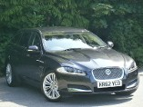 Jaguar XF 2.2d Portfolio 5dr Auto with Rear Camera Diesel Automatic Estate (2013) image