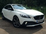 Volvo V40 T5 AWD Cross Country Lux Nav 5dr Geartronic 2.5 Automatic Hatchback (2014) image