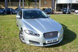 Jaguar XF Premium Luxury 2.2 Diesel Automatic 4 door Saloon (2014) image