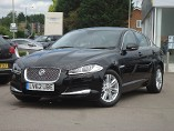 Jaguar XF [163] Luxury Low miles 2.2 Diesel Automatic 4 door Saloon (2013) image