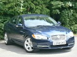 Jaguar XF 2.7d Premium Luxury Auto with Rear Camera Diesel Automatic 4 door Saloon (2009)