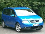 Volkswagen Touran 2.0 TDi 140hp Sport 5dr 7 Seater with Rear Park Diesel Estate (2005) image