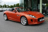 Jaguar F-TYPE 3.0 Supercharged V6 S Automatic 2 door Convertible (2014) image