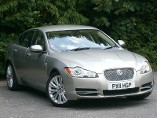 Jaguar XF 3.0d V6 Premium Luxury Auto with Nav & Htd Seats Diesel Automatic 4 door Saloon (2011) image