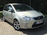 Ford Focus C-Max 2.0 Zetec 5dr Auto Automatic Estate (2008) image