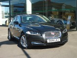 Jaguar XF [163] Luxury  2.2 Diesel Automatic 4 door Saloon (2014) image
