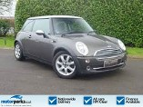 Mini Hatchback 1.6 Cooper S 3dr Hatchback (2003) image