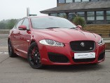 Jaguar XFR Supercharged  5.0 Automatic 4 door Saloon (2012) image